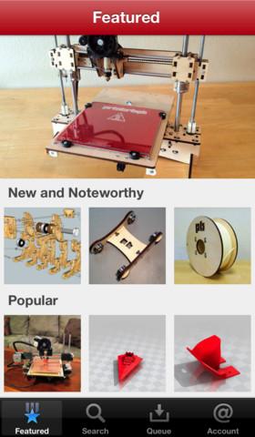Printrbot、3Dプリンタに必要な情報が全部チェックできるiOSアプリ「Makrz」をリリース1
