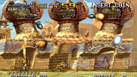 SNKプレイモア、iOS/Android版メタルスラッグシリーズ第3弾「メタルスラッグ2」を配信開始!1