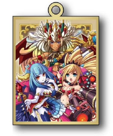 gloops、ソーシャルゲーム「大進撃!!ドラゴン騎士団」のキャラクターグッズを販売開始!2