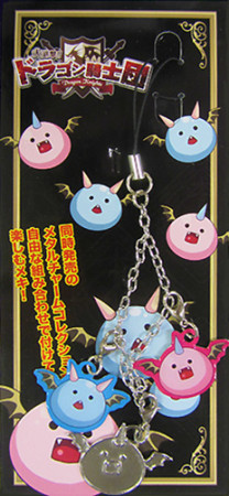 gloops、ソーシャルゲーム「大進撃!!ドラゴン騎士団」のキャラクターグッズを販売開始!5