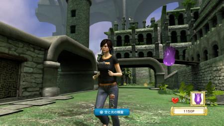 PlayStation Homeにペット育成・協力型バトルラウンジ「peakvox monster」をオープン2
