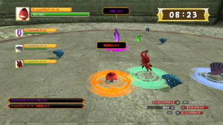 PlayStation Homeにペット育成・協力型バトルラウンジ「peakvox monster」をオープン4