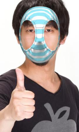 変態仮面に変身! アプリカ、パンツをかぶれるAndroid向けアプリ「顔パンツカメラ」をリリース2