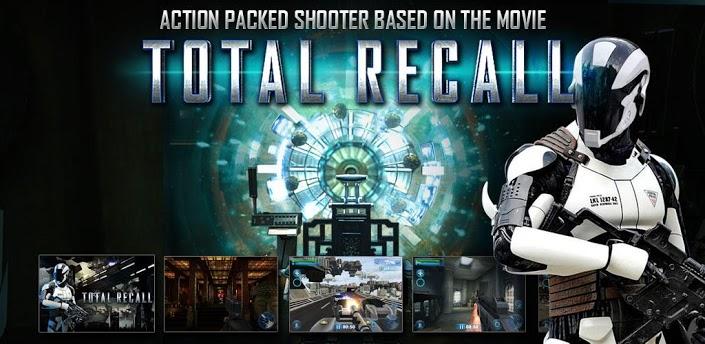 オー・ジーエンターテインメント、映画「トータルリコール」を題材にしたAndroid向けゲームアプリ「近未来FPS-トータルリコール」をリリース1