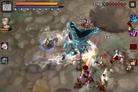 三国志×ゾンビ! NHN Japan、スマホ向け3Dアクションゲーム「アンデッドスレイヤー」をリリース2