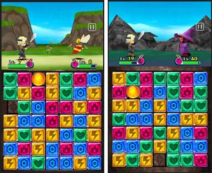 コロプラ、スマホ向けパズルロールプレイングゲーム「パズル de バトル!」のAndroid版をリリース4