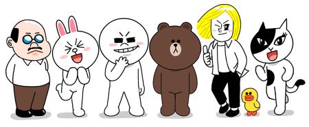 今度は30分枠!! LINEスタンプのキャラ達が登場するTVアニメ「LINE TOWN」、4/3より放送開始!2