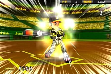 上新電機ら、阪神タイガースの選手やOBが実名で登場するスマホ向けゲーム「JoshinGAME阪神タイガースホームランバトル」 をリリース3