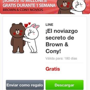 海外でも好調! スペインのLINEユーザーが1000万人を突破!