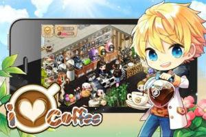 NHN Japanと韓国のPATISTUDIO、スマホ向けゲーム「I Love Coffee」の「LINE GAME」でのパブリッシング契約を締結