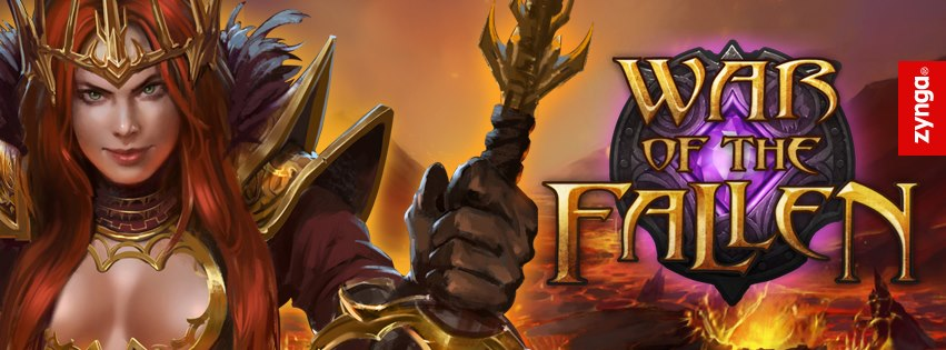Zynga、スマホ向けカードバトルゲーム「War of the Fallen」を開発中1