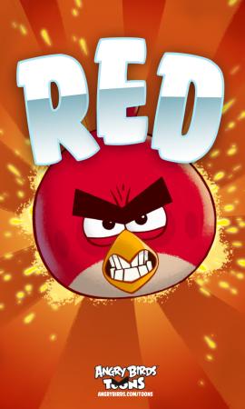 Angry Birdsのアニメ番組、各国のテレビ局と動画配信サービスでも放送