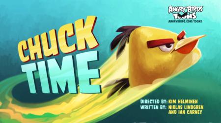 Rovio、Angry Birdsシリーズのアニメ「Angry Birds Toons」を公開!1