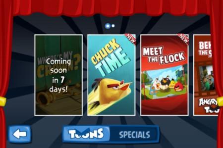 Rovio、Angry Birdsシリーズのアニメ「Angry Birds Toons」を公開!2