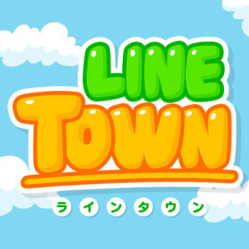 今度は30分枠!! LINEスタンプのキャラ達が登場するTVアニメ「LINE TOWN」、4/3より放送開始!
