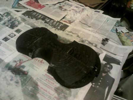良い音? 3Dプリンタで作られた材料費12ドルの激安バイオリン