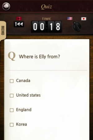 """スパイになって英会話を""""盗聴""""するTOEIC学習アプリ「諜報リスニング E.I.A.」9"""