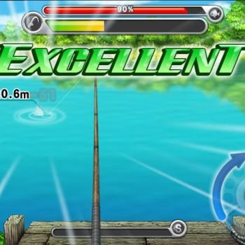 LINE GAMEに釣りゲーが登場! リアルな釣り体験が楽しめる 釣りアクションゲーム「LINE 釣り★マス」リリース!