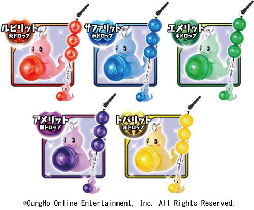 パズドラがイヤホンジャックに! メガハウス、6月にスマホ向けパズルRPGアプリ「パズル&ドラゴンズ」をモチーフにした「パズル&ドラゴンズ イヤホンジャックアクセサリー」を販売1