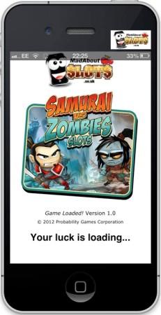 米モバイルゲームパブリッシャーのGlu Mobile、イギリス向けにリアルマネーを賭けて遊べるスマホ向けスロットゲーム「Samurai vs Zombies Slots」をリリース1