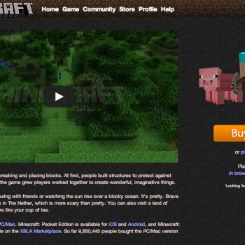 Minecraftが子供向け書籍にも進出! 今年9月に初心者向けハンドブックやポスターブックを出版