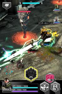 セガネットワークス、iOS向け協力対戦型バトルRPG「デーモントライヴ」をリリース!5