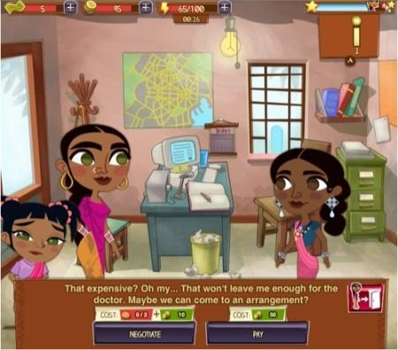 【やってみた】ソーシャルゲーム「Half the Sky Movement: The Game」で困難な状況の中で生活する女性の日常をシミュレーションしてみる5