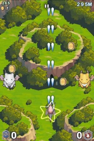 韓国Kakao Talkで人気のシューティングゲーム「ドラゴンフライト」がLINEに登場! LINEゲームに新作2タイトル追加!3