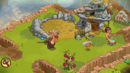 Angry BirdsシリーズのRovio、ドリームワークスの新作映画「ザ・クルッズ」のスマホ向けゲームをリリース!1