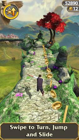 ディズニー、映画「オズ はじまりの戦い」のスマホ向けゲームアプリ開発のため再度「Temple Run」とコラボ1