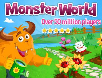 ドイツのソーシャルゲームディベロッパーのWooga、ヒットタイトル「Monster World」のiOS版をリリース