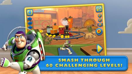 ディズニー、「トイ・ストーリー」のバズが主役のスマホ向けアクションパズルゲーム「Toy Story: Smash It!」をリリース2