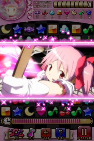 アニプレックス、劇場版「魔法少女まどか☆マギカ」のiOS向けパズルゲームをリリース3