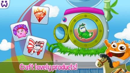 ドイツのソーシャルゲームディベロッパーのWooga、ヒットタイトル「Monster World」のiOS版をリリース2