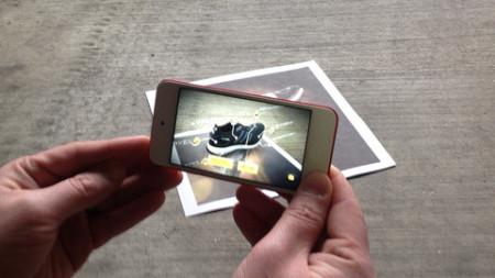アディダス、最新シューズ「energy boost」のPR用ARアプリ「adidas AR」をリリース1