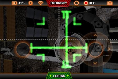 ユーザーのプレイデータを現実のロボット開発に活用---欧州宇宙機関、ARラジコンヘリ「AR.Drone」用のクラウドソーシング・ゲーム「Astro Drone」をリリース