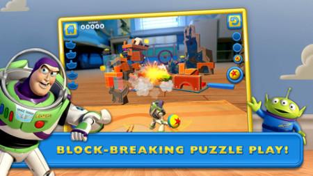 ディズニー、「トイ・ストーリー」のバズが主役のスマホ向けアクションパズルゲーム「Toy Story: Smash It!」をリリース3