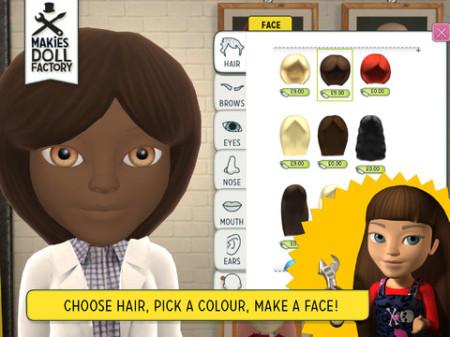 3Dプリンタ製ドール製作の「Makies」、iPadで人形のデータをモデリングできるアプリ「Makies Doll Factory」をリリース3