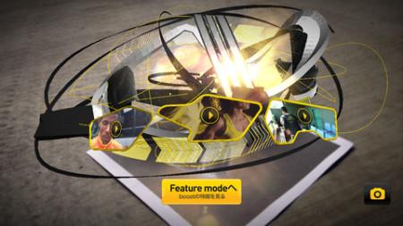アディダス、最新シューズ「energy boost」のPR用ARアプリ「adidas AR」をリリース3