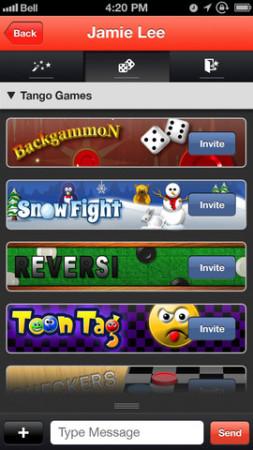 アメリカのスマホ向けメッセージングアプリ「Tango」、1億ユーザーを突破!2