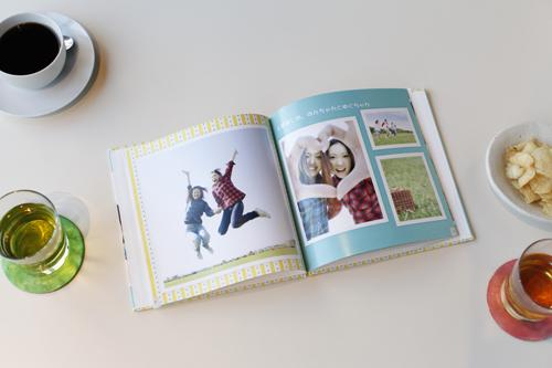 mixi、「mixiフォト」に投稿した写真を製本できるサービス「mixiフォトブック」を提供開始1