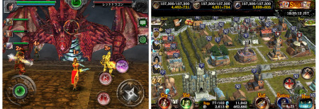 「Kingdom Conquest II」と「Dark Summoner」が夢のコラボ! 双方のモンスターがゲームに登場2