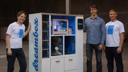 """誰でも3Dプリンタで出力できる!? カリフォルニア大バークレー校の学生が""""自販機型3Dプリンタ""""を研究中2"""