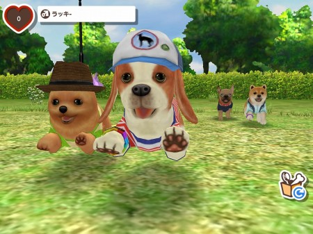 GREE、子犬育成ゲーム「ともだちドッグス」のiOS版をリリース2