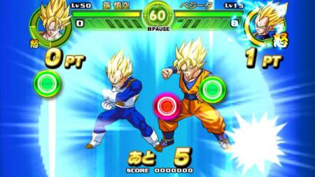 バンダイナムコゲームス、「ドラゴンボール」シリーズ初のスマホ向けゲームアプリ「ドラゴンボール タップバトル」のAndroid版をリリース!3