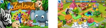 RockYou Asia、グローバル版Mobageにてソーシャルゲーム「Zoo Land」をリリース