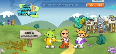 Bubble Gum Interactive、新たな子供向け仮想空間「Little Space Heroes」をオープン