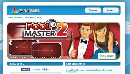 スペインのソーシャルゲームディベロッパーのSocial Point、340万ドルを資金調達