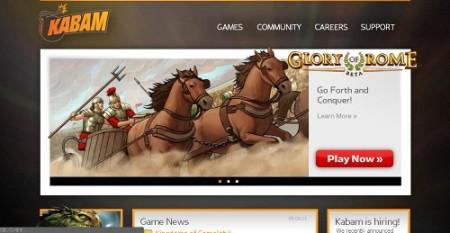 米ソーシャルゲームディベロッパーのKabam、8500ドル資金調達