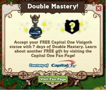 キャピタル・ワン・フィナンシャル、Zyngaの農業ソーシャルゲーム「FarmVille」でプロモーション